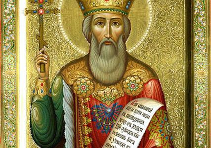 Служение в день памяти святого равноапостольного князя Владимира